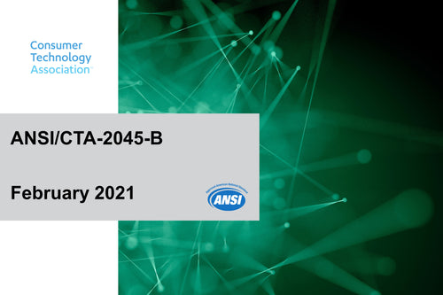 Modular Communications Interface for Energy Management (ANSI/CTA-2045-B)