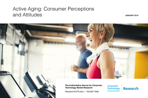 Active Aging: Consumer Perceptions and Attitudes