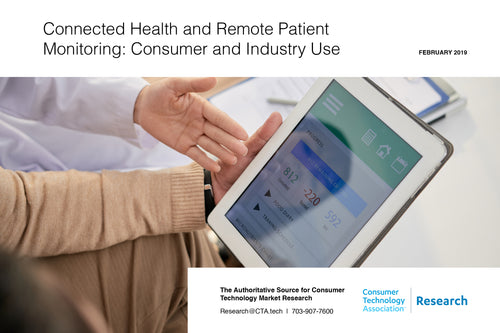 Connected Health and Remote Patient Monitoring: Consumer and Industry Use