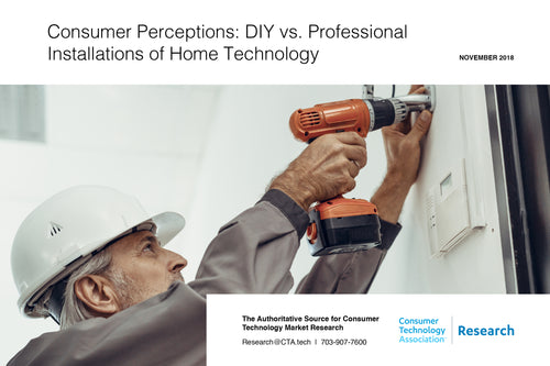 Consumer Perceptions: DIY vs. Professional Installations of Home Technology