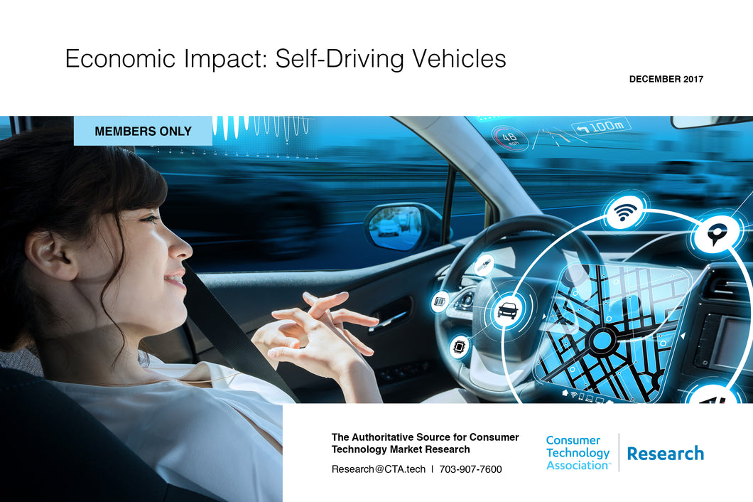 Economic Impact: Self-Driving Vehicles