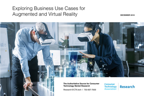 Exploring Business Use Cases for Augmented and Virtual Reality
