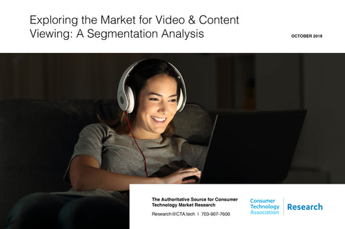 Exploring the Market for Video & Content Viewing: A Segmentation Analysis
