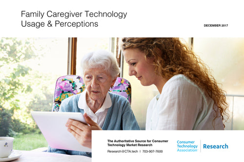 Family Caregiver Technology Usage & Perceptions