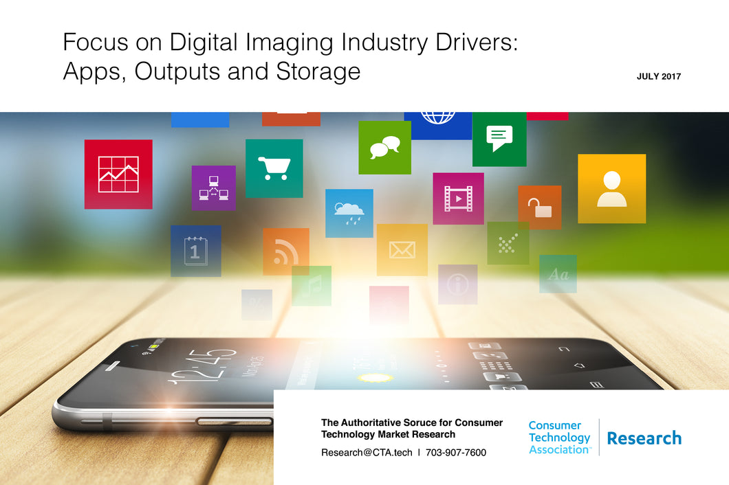 Focus on Digital Imaging Industry Drivers: Apps, Outputs and Storage