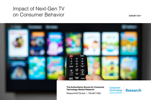 Impact of Next Gen TV on Consumer Behavior