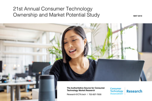 21st Annual Consumer Technology Ownership and Market Potential Study