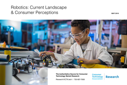 Robotics: Current Landscape & Consumer Perceptions