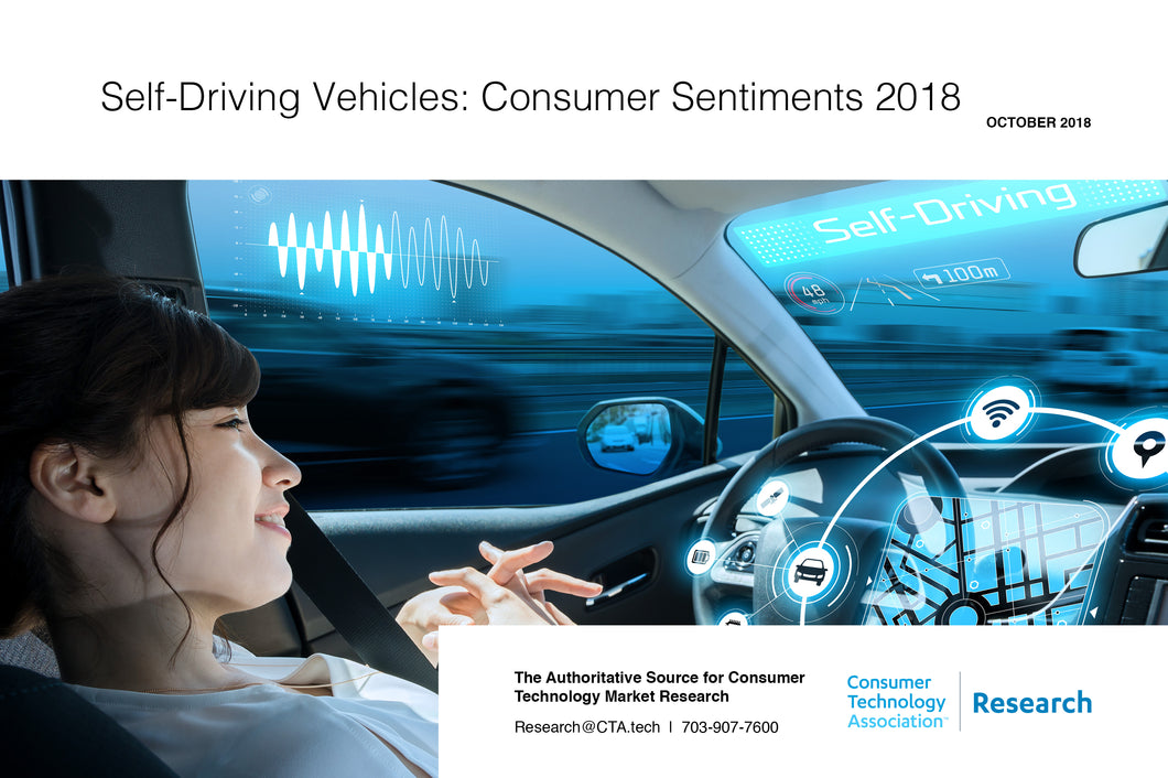 Self-Driving Vehicles: Consumer Sentiments 2018