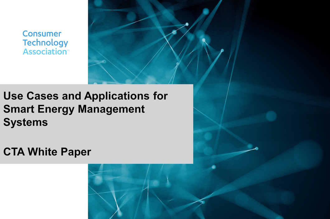 Use Cases and Applications for Smart Energy Management Systems