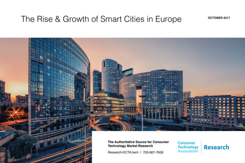 The Rise and Growth of Smart Cities in Europe