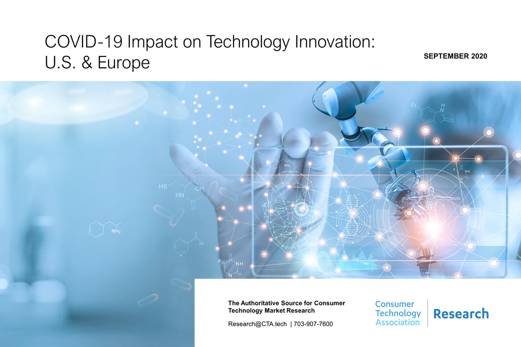 COVID-19 Impact on Technology Innovation: U.S. & Europe
