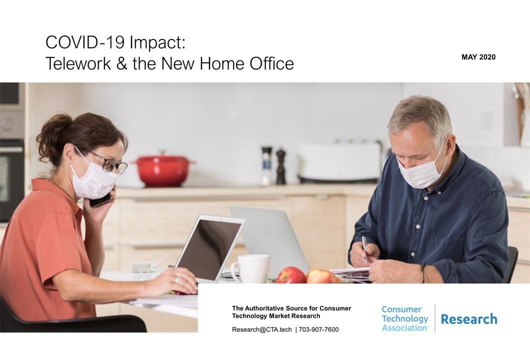 COVID-19 Impact: Telework & the New Home Office