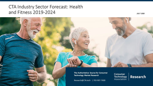 CTA Industry Sector Forecast: Health and Fitness 2019-2024 (January 2021)