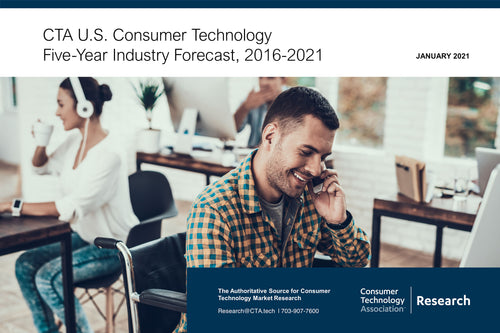 CTA U.S. Consumer Technology Five-Year Industry Forecast, 2019-2024