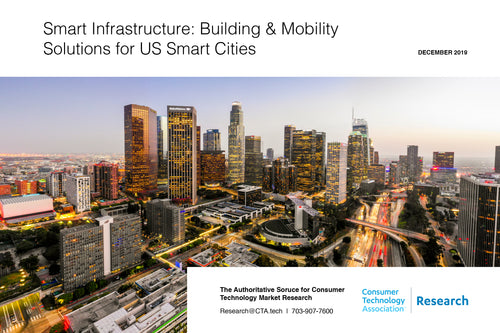 Smart Infrastructure: Building & Mobility Solutions for US Smart Cities
