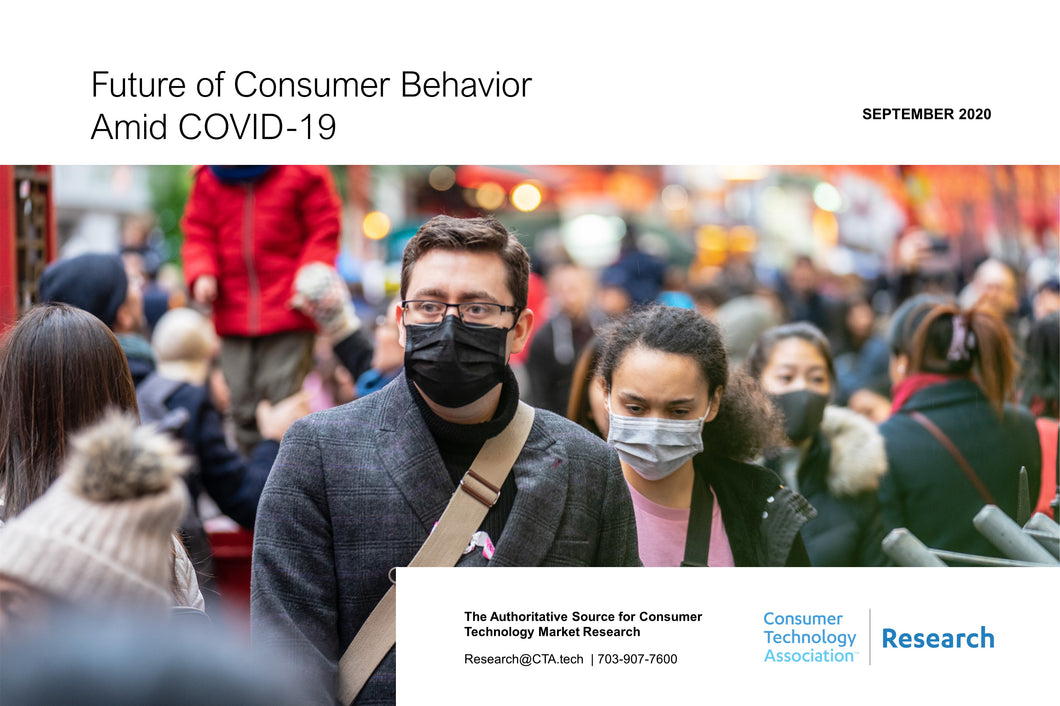 Future of Consumer Behavior Amid COVID-19