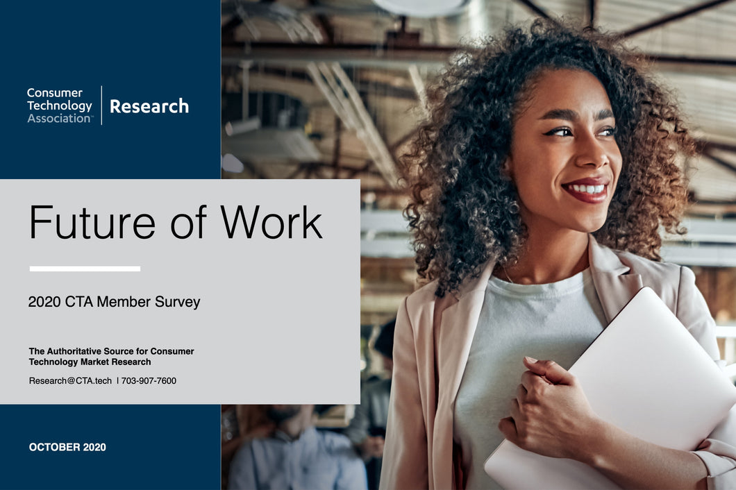 Future of Work: 2020 CTA Member Survey