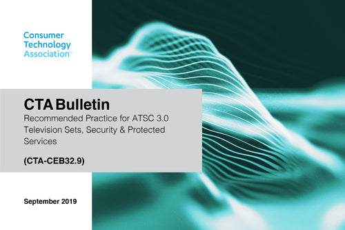Recommended Practice for ATSC 3.0 Television Sets, Security & Protected Services