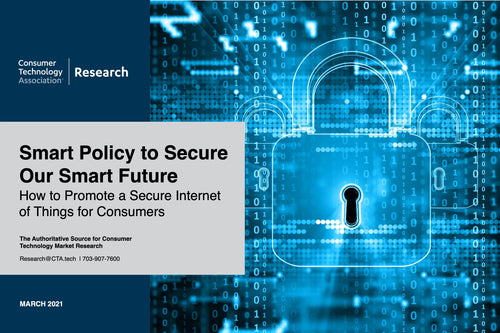 Smart Policy to Secure Our Smart Future How to Promote a Secure Internet of Things for Consumers