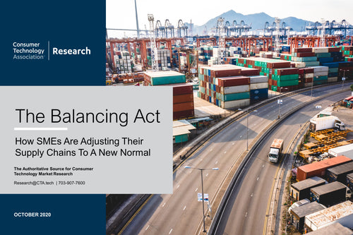The Balancing Act: How SMEs Are Adjusting Their Supply Chains To A New Normal