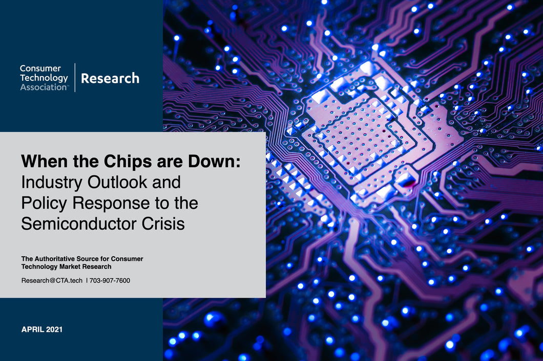 When the Chips are Down: Industry Outlook and Policy Response to the Semiconductor Crisis