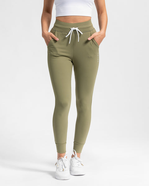 "Tailored Joggers ""Khaki"""