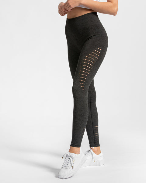 "Booty Scrunch Leggings ""Dunkelgrau"""