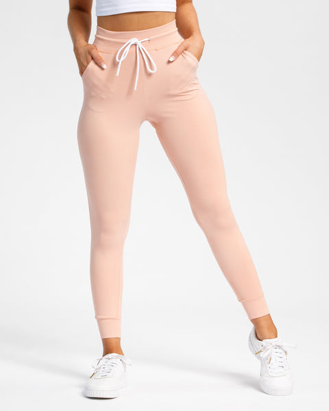 "Sunset Joggers ""Peach"""