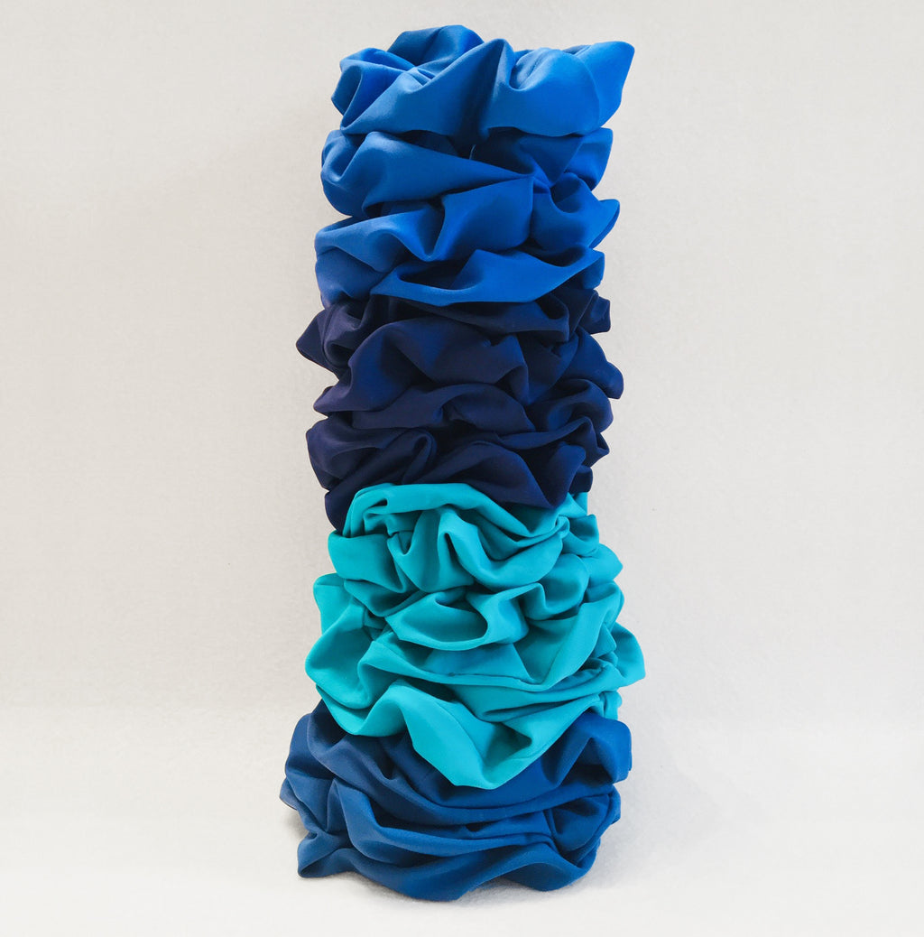 Roll of scrunchies in different colours available