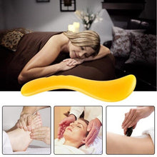 Load image into Gallery viewer, Resin Manual Scraping Massager Arm Back Leg Acupuncture Point Massage Tool China Traditional Facial Massager Tool Health Care