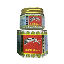 Load image into Gallery viewer, New 2019 Red White Tiger Balm Pain Relief Muscle Ointment Stomachache Massage Rub Muscular Tiger Balm Dizziness Essential Balm