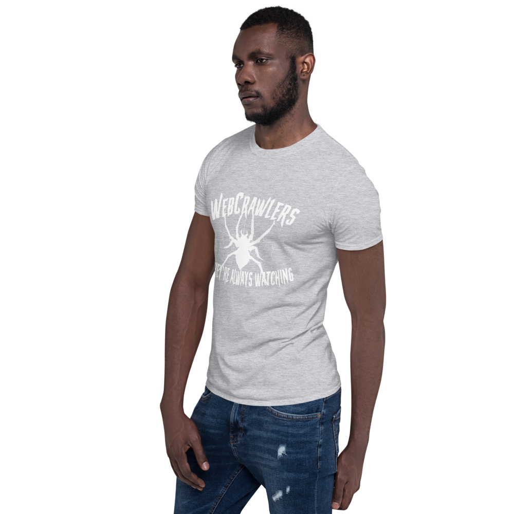WebCrawlers Short-Sleeve Unisex T-Shirt