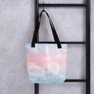 trans stack soft [tote bag]