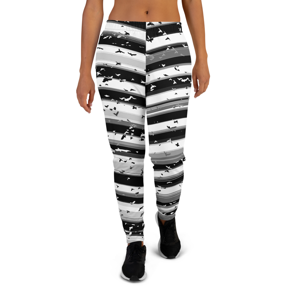 grackle attack Women's Joggers
