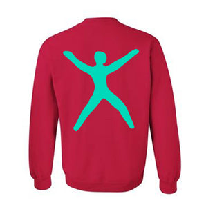 BLEXIT - Sweater | Cherry Red