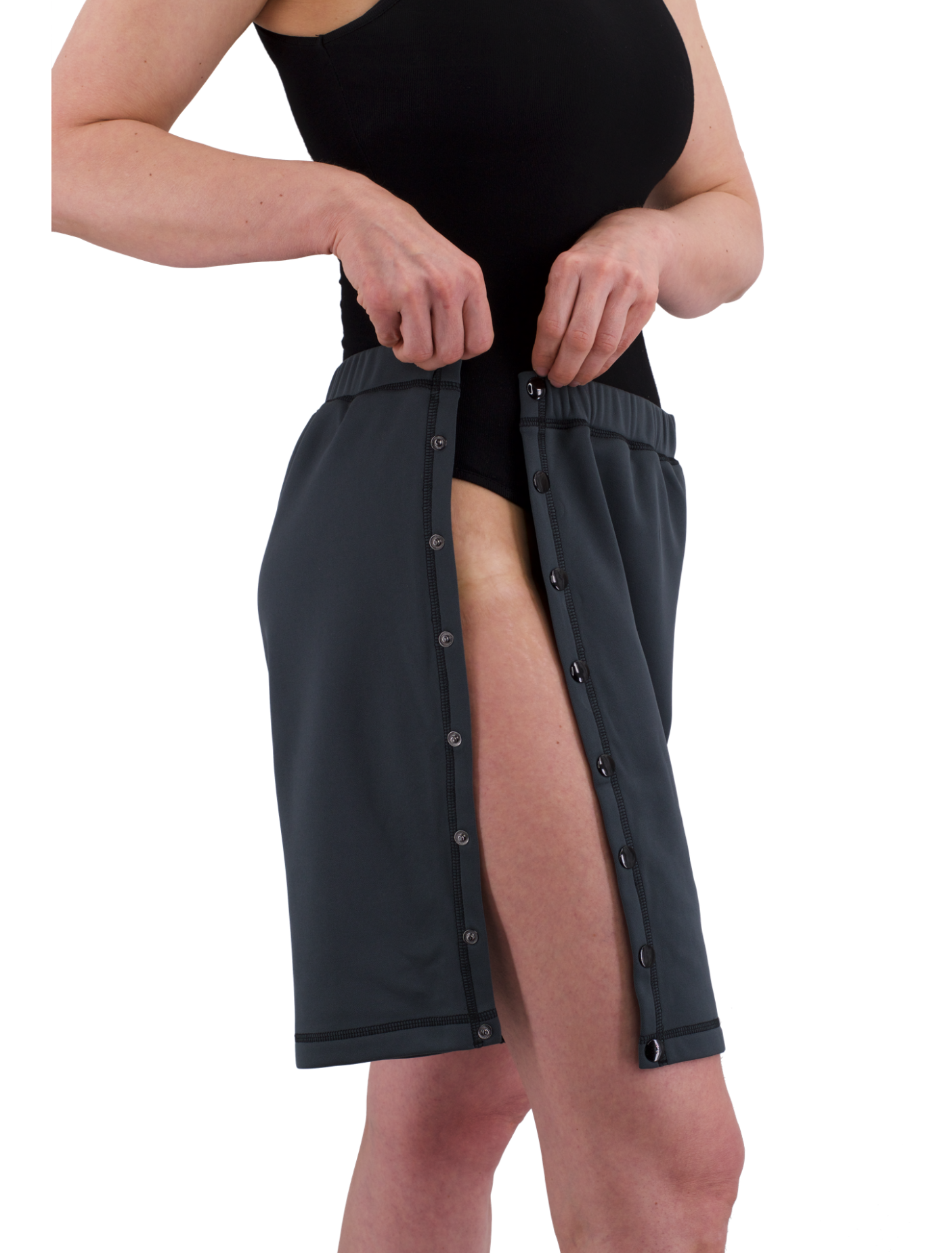 Post Surgery Tearaway Shorts - Men's - Women's - Unisex Sizing