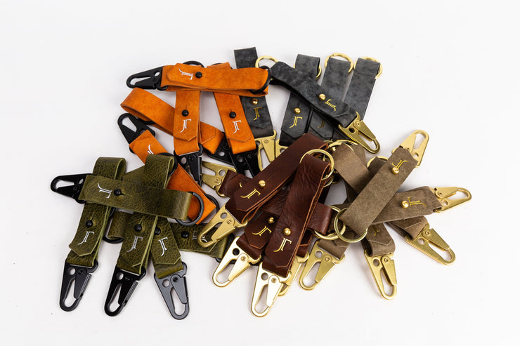 Everyday Leather Keychain