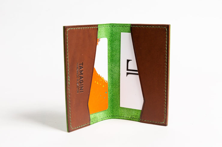 The Lorne Card Wallet - The Forest Series