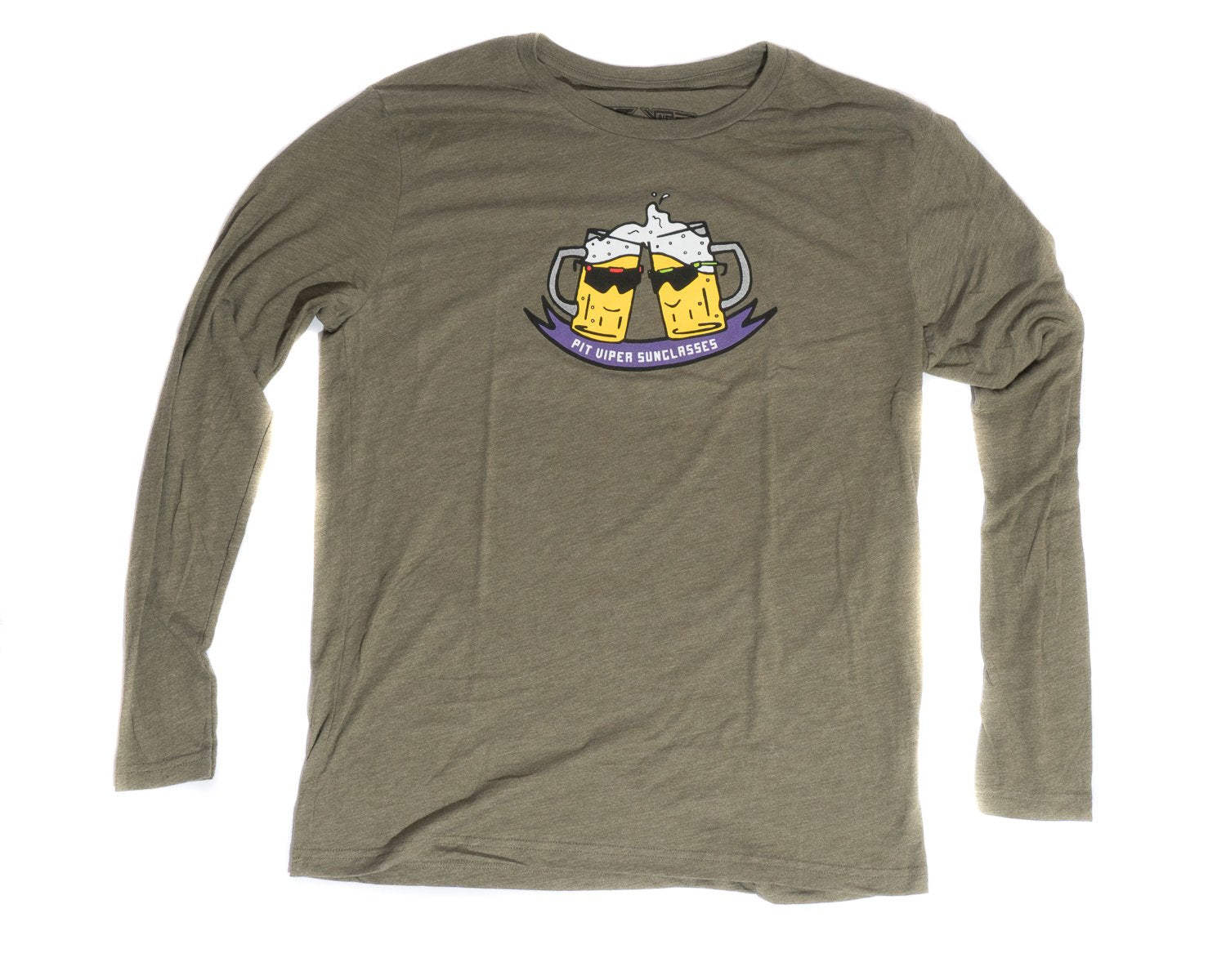 Beer Cheers Long Sleeve