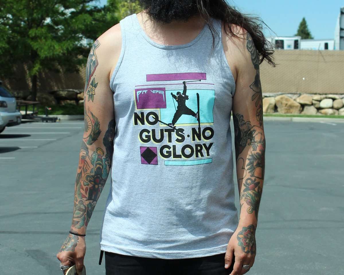 The No Guts, No Glory Tank