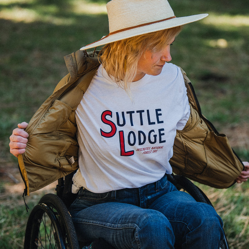 SUTTLE LODGE TEE