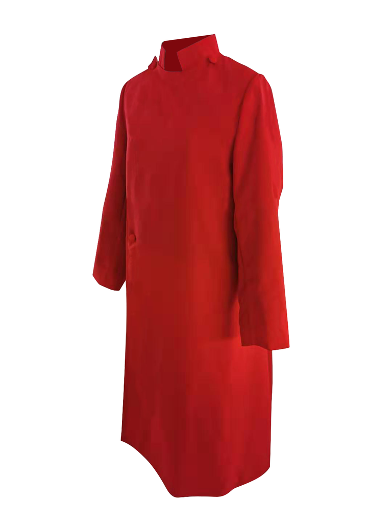 Custom Anglican Clergy Cassock - 8 colors available