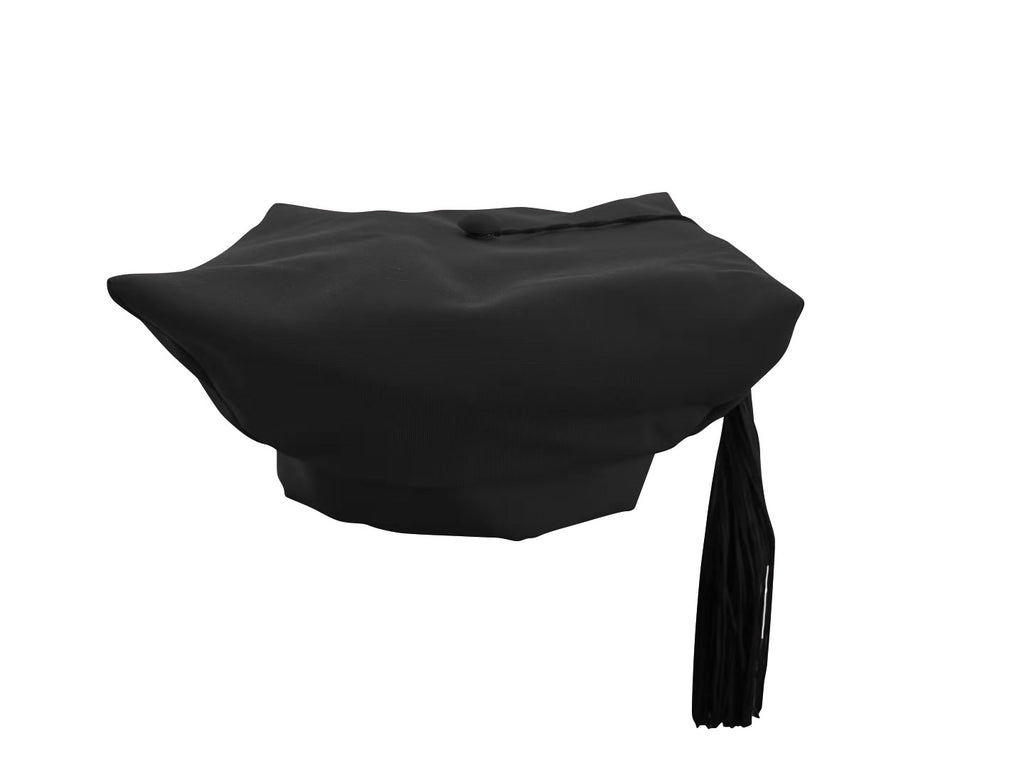 Black Choir Cap