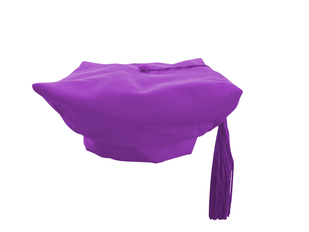 Purple Choir Cap