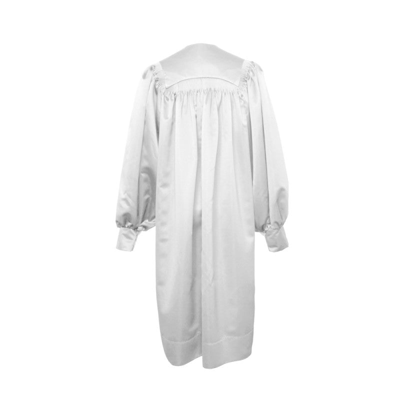 White Pulpit Robe