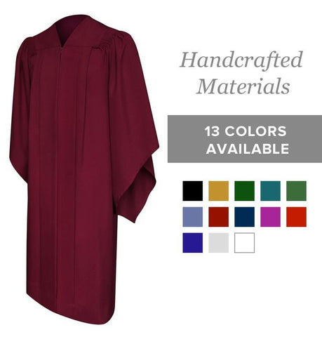 Delta Choir Robe - Church Choir Robes - ChoirBuy