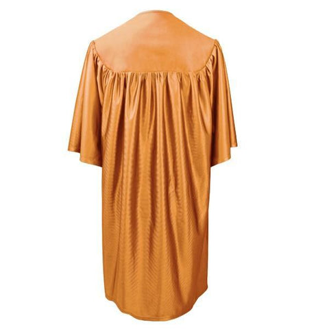 Child's Orange Choir Robe - Church Choir Robes - ChoirBuy