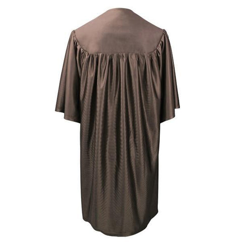 Child's Brown Choir Robe - Church Choir Robes - ChoirBuy
