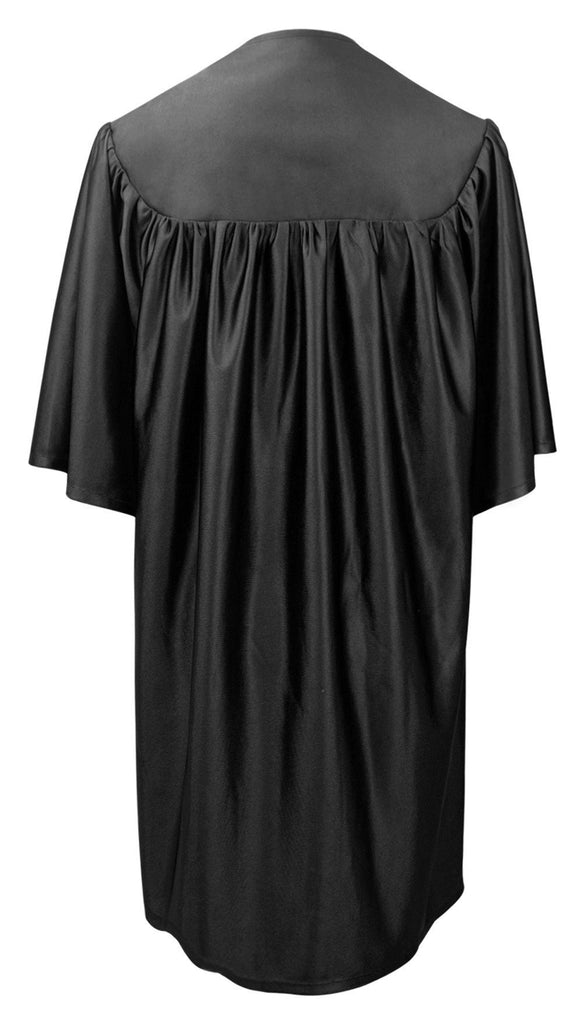 Child's Black Choir Robe - Church Choir Robes - ChoirBuy